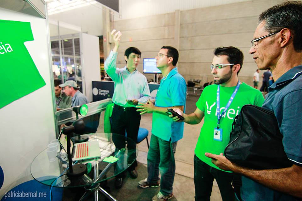 Ideia Labs na Campus Party 2015