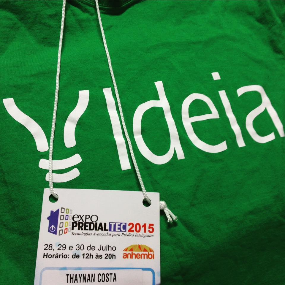 Ideia Labs na Expo PredialTEC