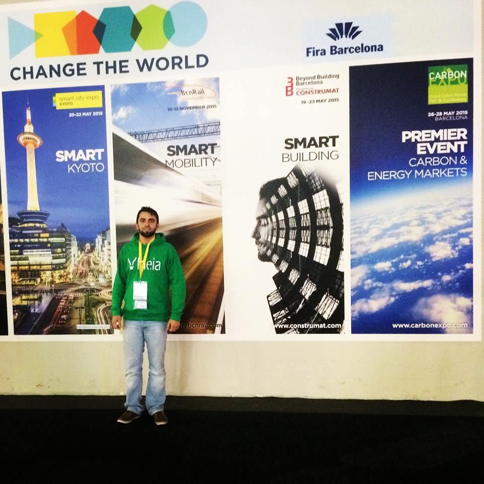 Ideia Labs no Congresso Mundial de Cidades Inteligentes em Barcelona